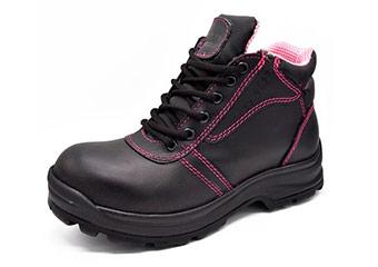 Foto de un calzado industrial