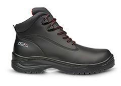 Foto de un calzado industrial de protección conductivo