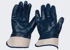 Imagen de unos guantes industriales