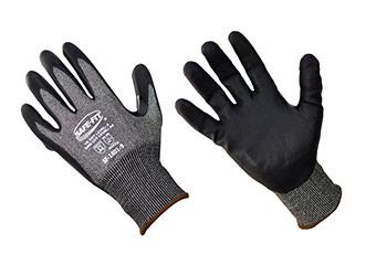 Imagen de guantes de seguridad.